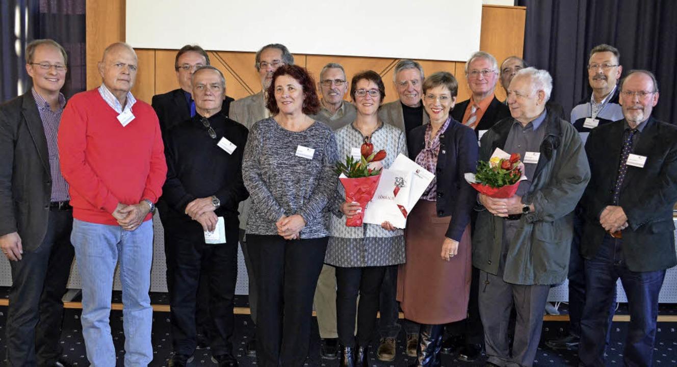 Der Einsatz von 20 Vereinen und Gruppe...m Tag des Bürgerengagement gewürdigt.   | Foto: Britta Wieschenkämper