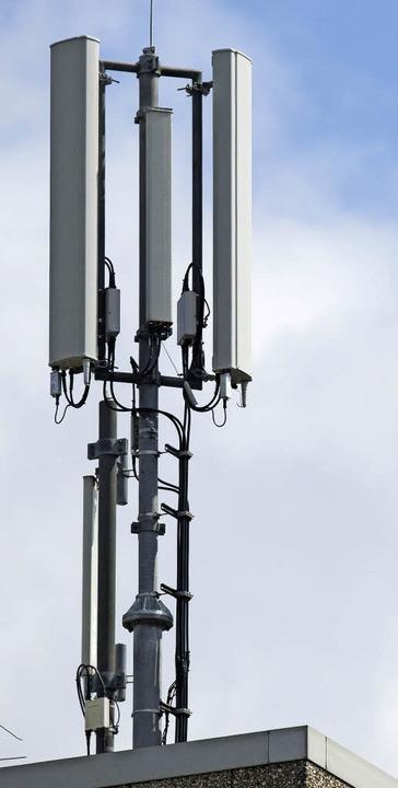 Geht von Mobilfunkanlagen  der   Brummton aus?  | Foto: dpa