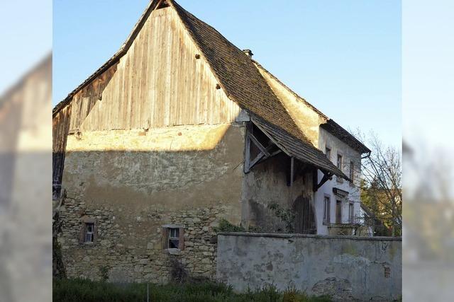 Haus bald Geschichte