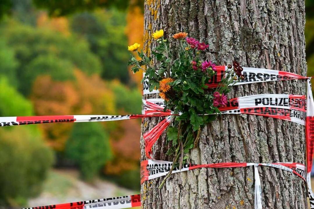 Die 19 Jahre alte Maria L. war an der ...iburg vergewaltigt und getötet worden.  | Foto: Thomas Kunz
