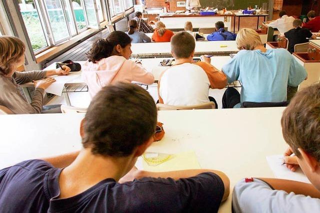 Krisenteam kümmert sich um Ängste der Schüler an der Staudinger-Schule