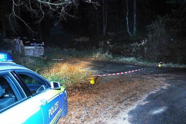 53-Jähriger sticht Frau in Wald nieder – Opfer schwer verletzt