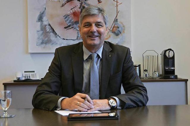 Interview mit dem neuen Polizei-Vizepräsidenten von Offenburg