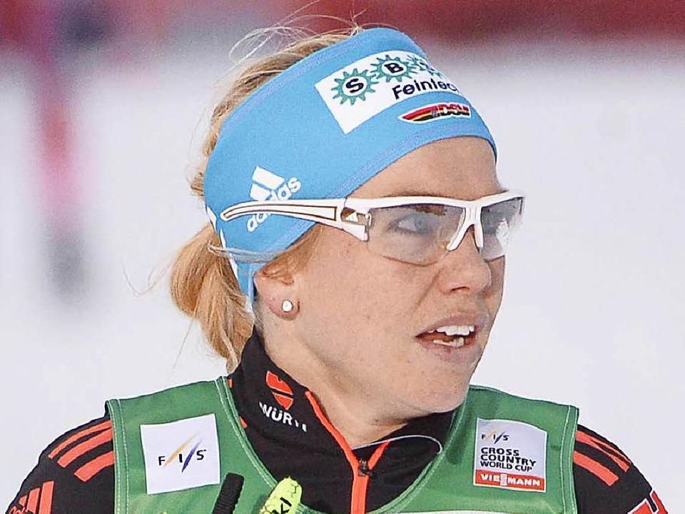 Zweitbeste Deutsche: Sandra Ringwald  | Foto: Kimmo Brandt