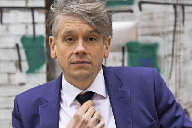 Polit-Kabarett mit Mathias Tretter
