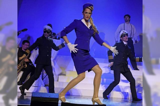 Die Musical-Gala im Gloria-Theater hat eine umjubelte Premiere gefeiert
