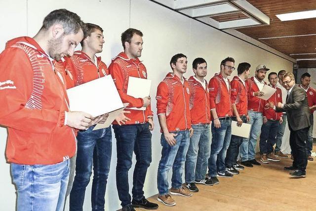 Sechs Teams und 32 Sportler