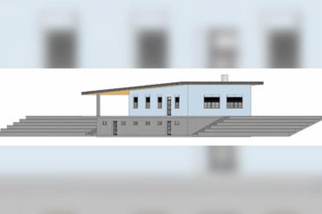 Unabhängige bringen eigenen Entwurf für ein SVS-Clubheim ins Spiel