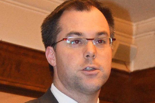Ulrich Krieger bleibt Bürgermeister