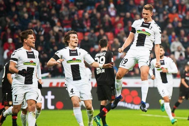 SC Freiburg: Provisorische Elf funktioniert erstaunlich