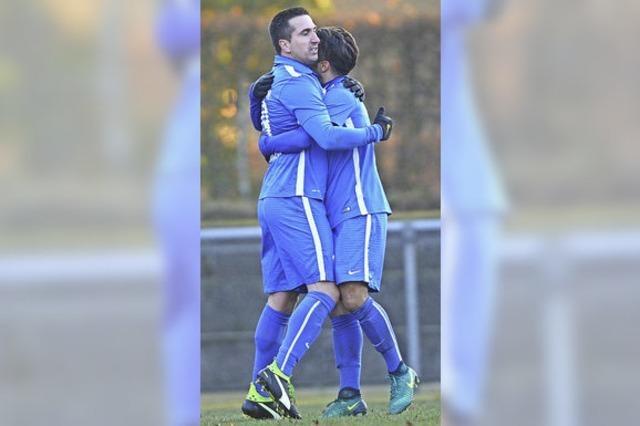 Benjamin Pfahler bringt FC Waldkirch selbst auf Kurs