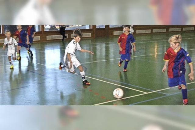 Viele spannende Fußballspiele