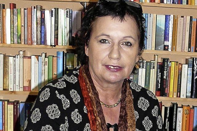 Eva Klingler in Waldkirch