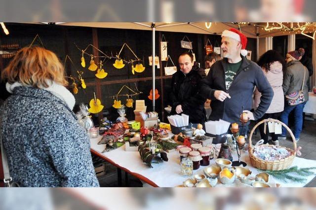 Weihnachtsmarkt im Tierheim