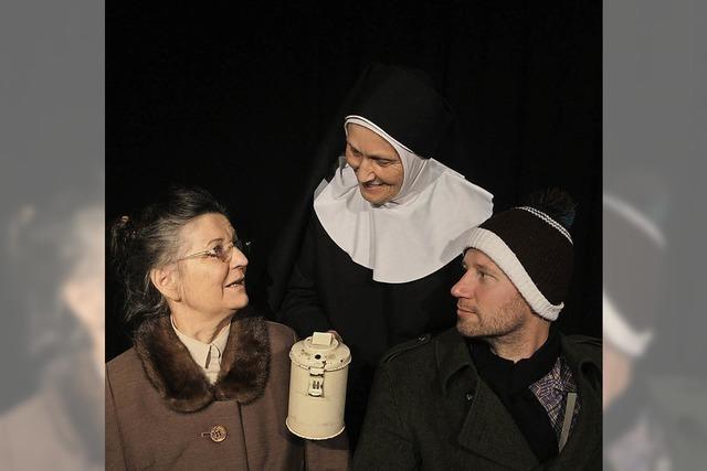 Theaterbühne des Kulturkreises Lahr spielt im Stiftsschaffneikeller