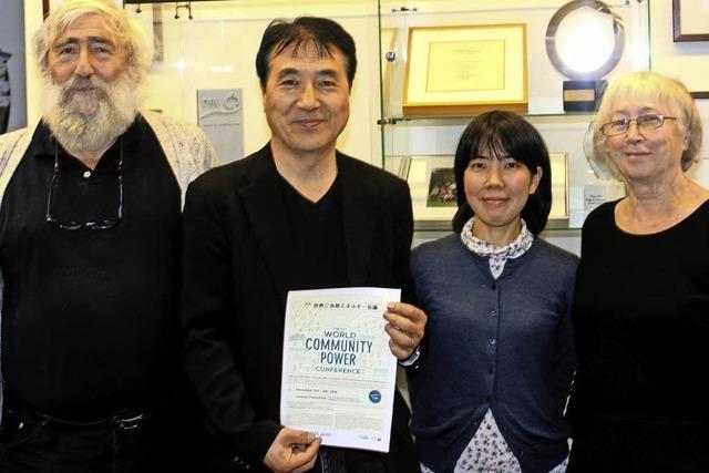 Japanische Stromrebellen kämpfen für Energiewende in Fukushima