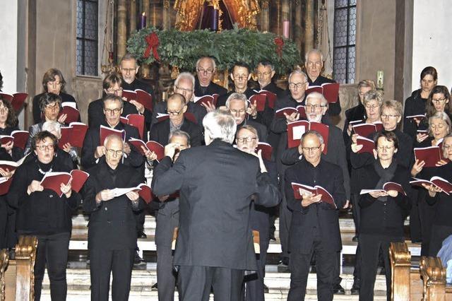 Besinnliche Musik im Advent