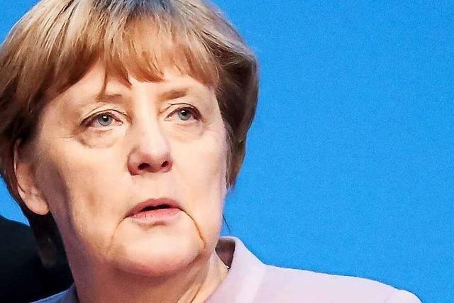 Merkel will offen über Tat sprechen – ohne zu pauschalisieren