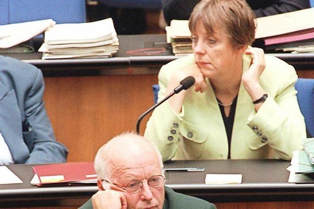 Angela Merkels Aufstieg zur mächtigsten Frau der Welt