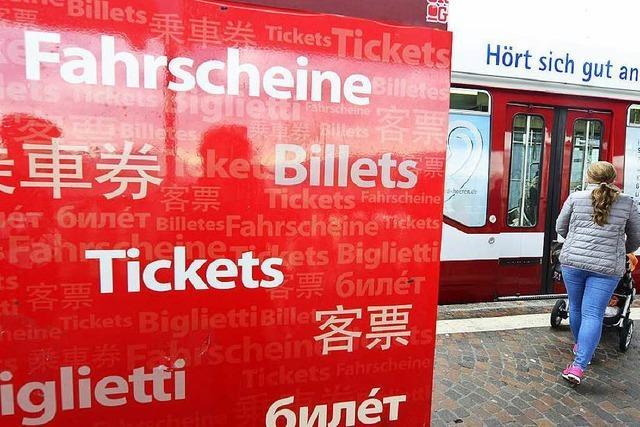 Sonderkontrollen in Freiburger Bussen und Bahnen
