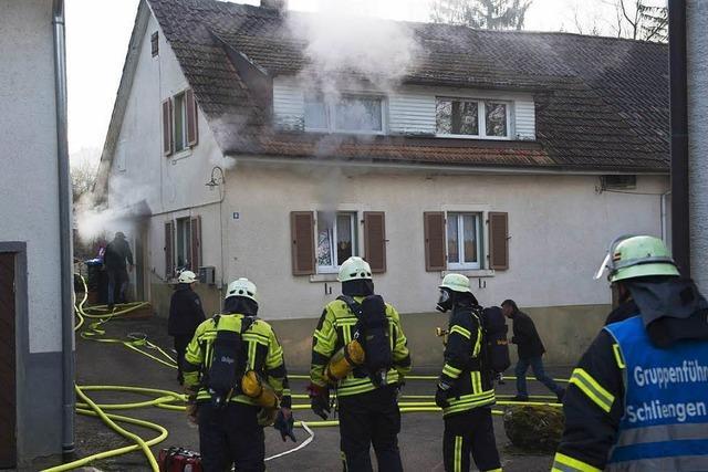 Schwelbrand in Müllheim-Feldberg – 50.000 Euro Schaden