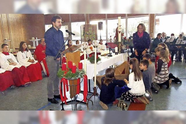 Erlös des Festes für Kirchenrenovierung