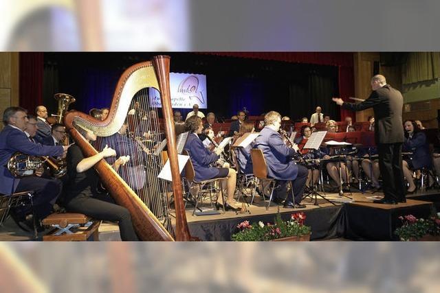 Abwechslungsreiches Konzertmenü