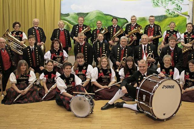 Musikverein Albtal in St. Blasien