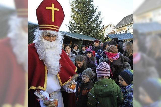 Nikolaus fasziniert Kinder immer noch