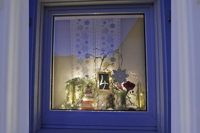 Fenster öffnen und Plausch halten