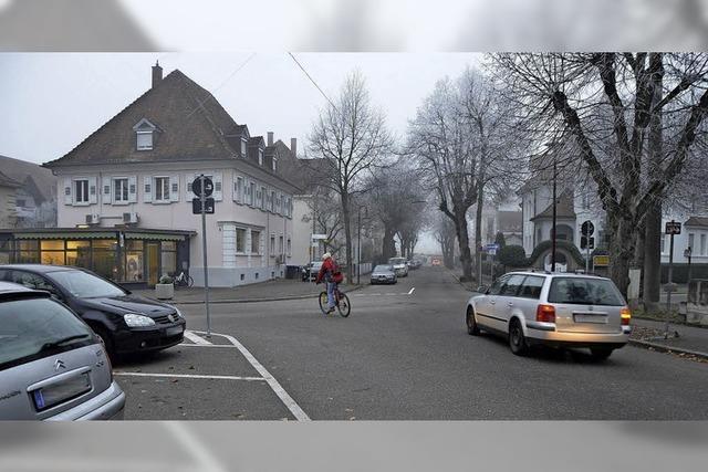 Der Einbahnring in Breisach bleibt umstritten