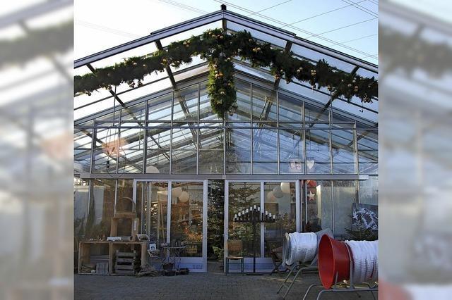 Gärtner darf Verkaufsfläche erweitern
