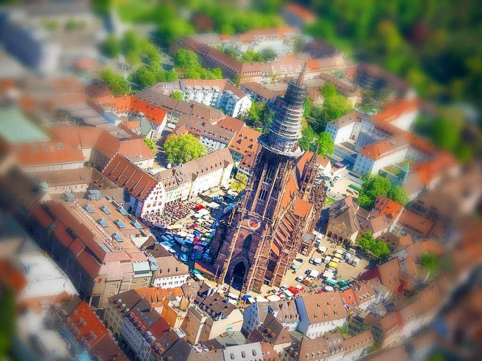 Freiburg ist ein teures Pflaster – und es wird immer teurer.  | Foto: Nils Theurer