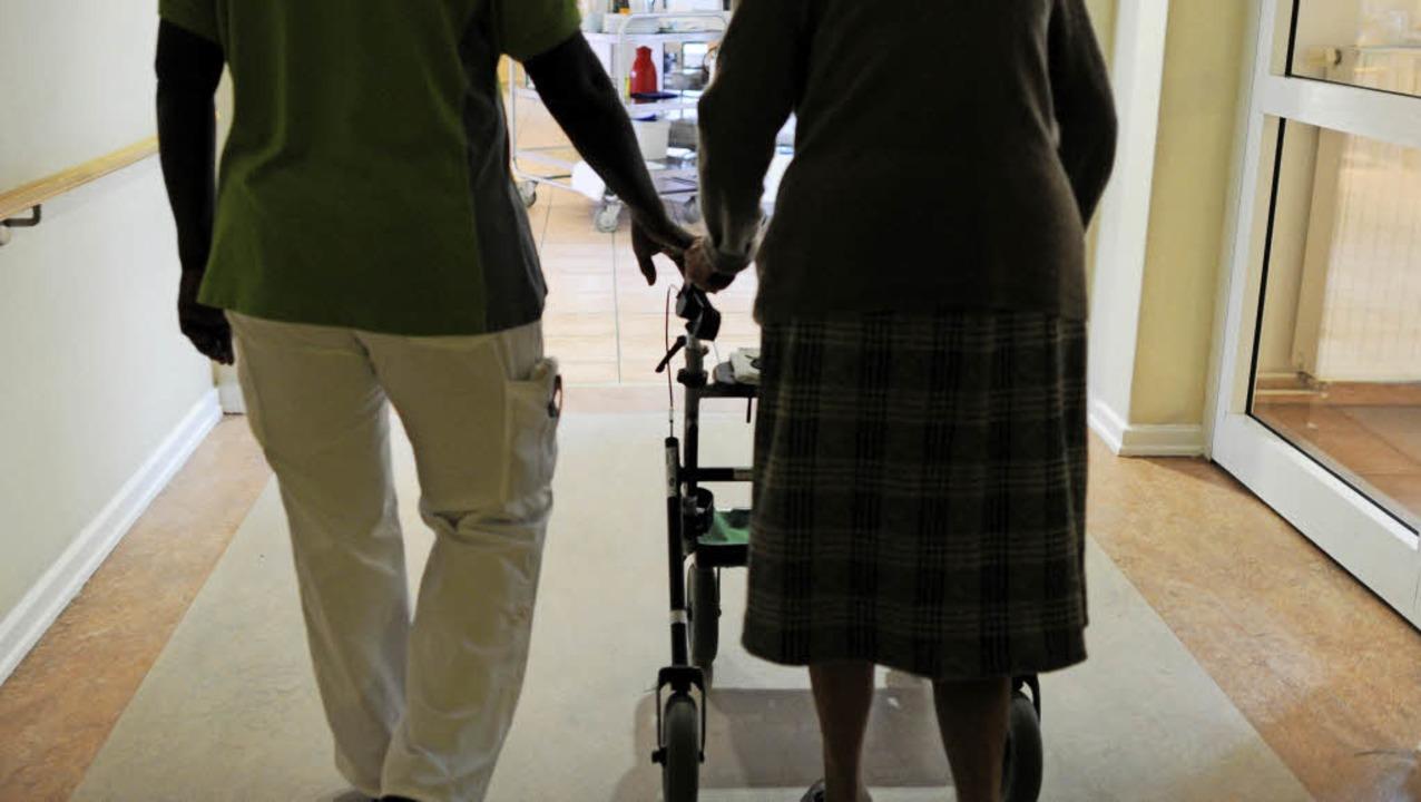 In Kappel soll ein  Pflegeheim für bis zu 45 Menschen entstehen.   | Foto: dpa