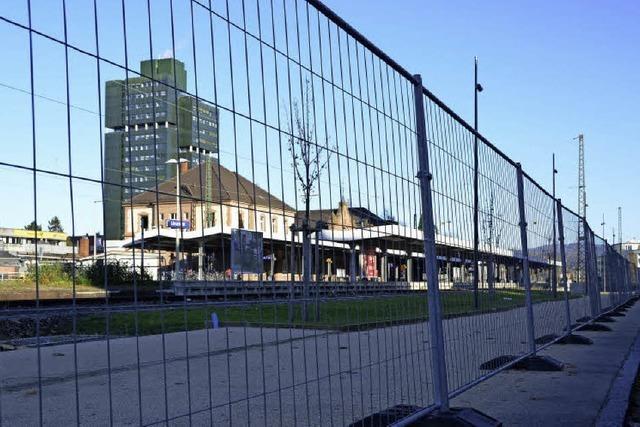 Belchen-Boulevard in Lörrach wird kleiner als gedacht