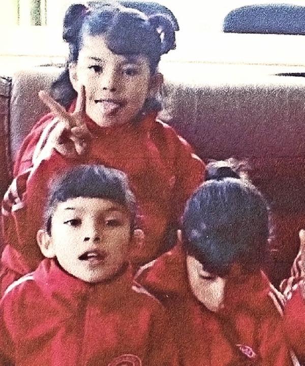 Die Kinder im chilenischen Heim Hogar ...                                        | Foto: Archivbild: Hansjörg Bader
