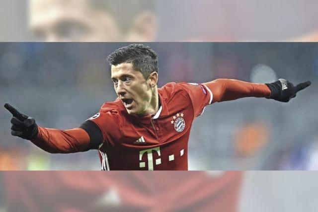 FC Bayern feiert einen Prestigeerfolg