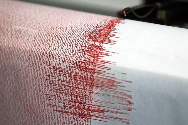 Schon mehr als 90 Tote bei Erdbeben in Indonesien