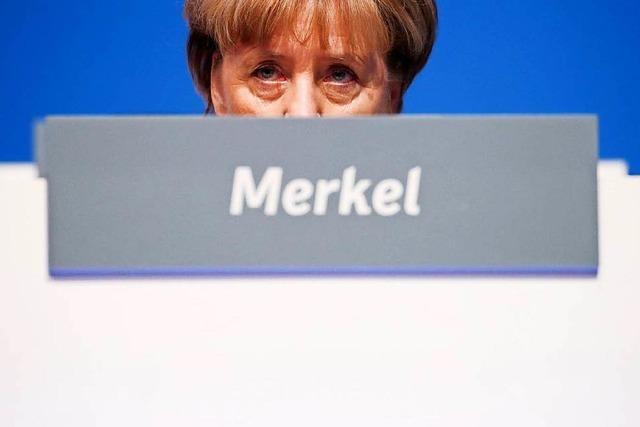 Parteitag der CDU: Der Herbst der Ära Merkel