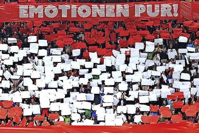 BZ-Fußball-Tippspiel zu den Heimspielen des SC Freiburg