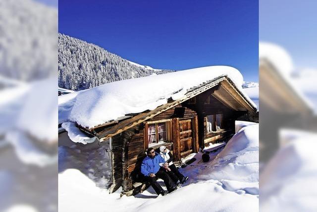 Winterlicher Kurzurlaub