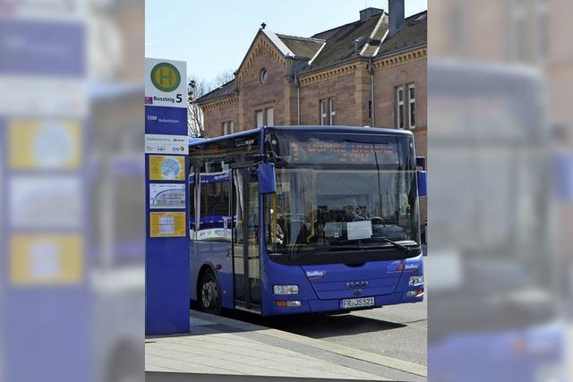 Fahrplanheft 2017 und neue Stadtbus-Flyer