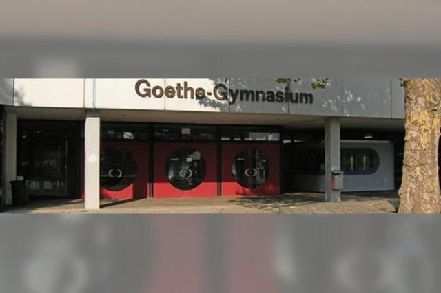 350 Jahre Goethe-Gymnasium werden mit einer Theater-Uraufführung gefeiert