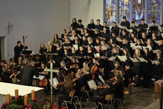 Schülerkonzert in St. Konrad