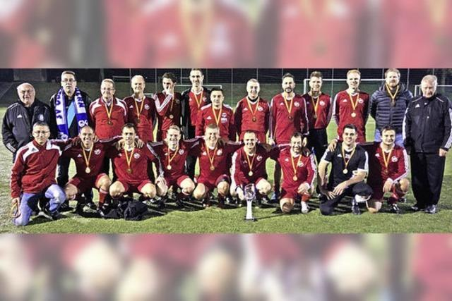 Südbadens beste Kicker über 35