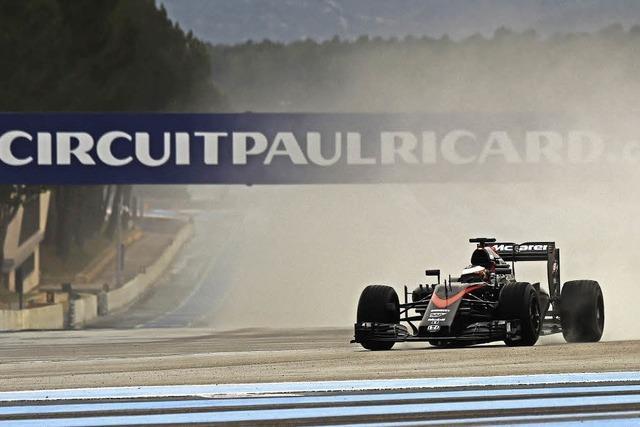 Formel 1 wieder in Le Castellet