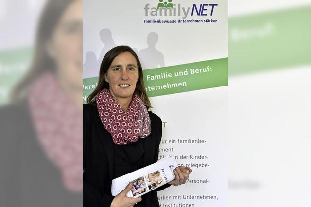 Familiy-Net unterstützt Arbeitgeber beim Thema Vereinbarkeit von Beruf und Familie