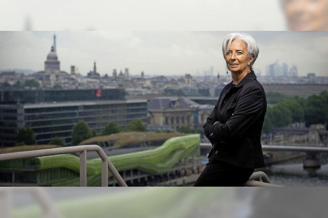 Wirtschaftskrimi um Chefin des Weltwährungsfonds