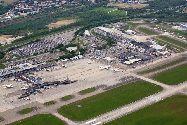 Nach Absturz von Kleinflugzeug bei Basel: Flugbetrieb normalisiert