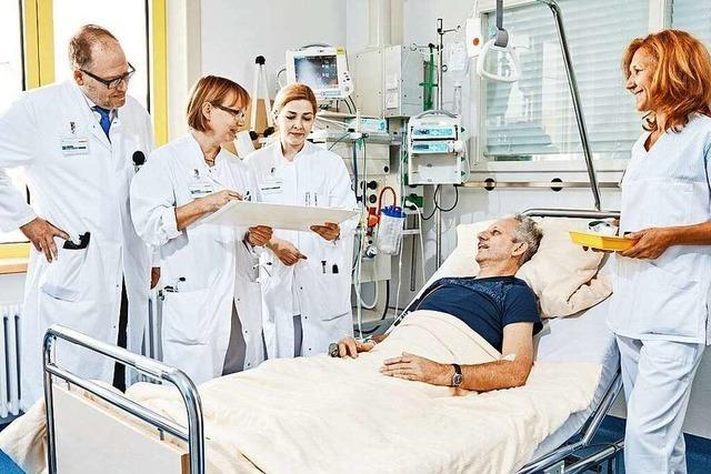 Land befürwortet neues Spital für den Kreis
